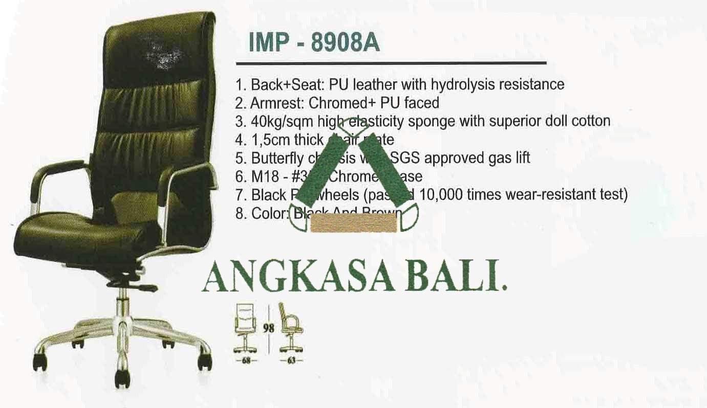 Kursi Direktur Kantor Importa IMP 8908A Di Bali Angkasa Bali