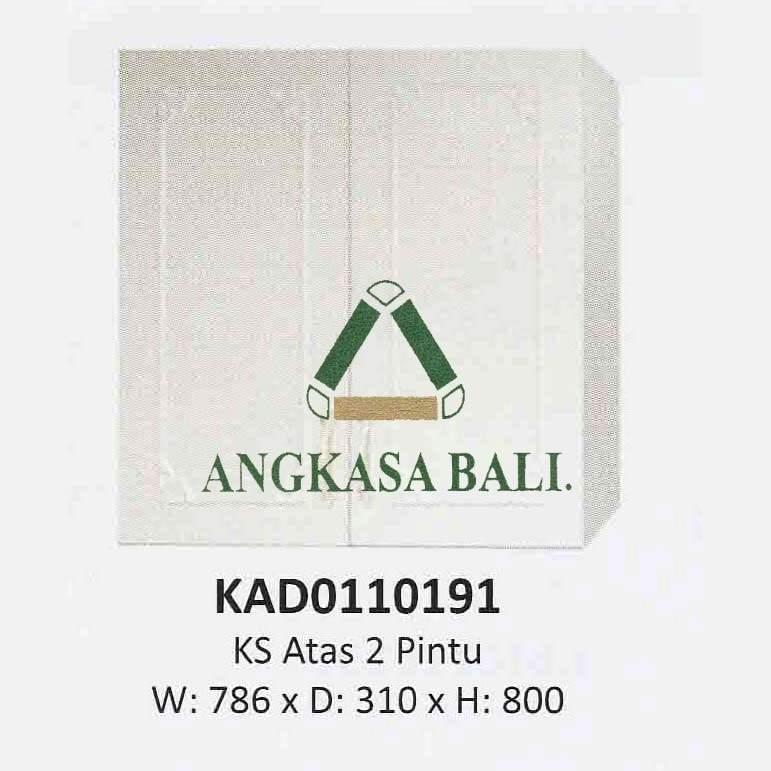 Angkasa Bali Jual Kitchen Set Atas 2 Pintu Emerald Olympic di Bali Denpasar Kitchen Set Atas 2 Pintu Emerald Olympic Angkasa Bali Distributor Peralatan ...