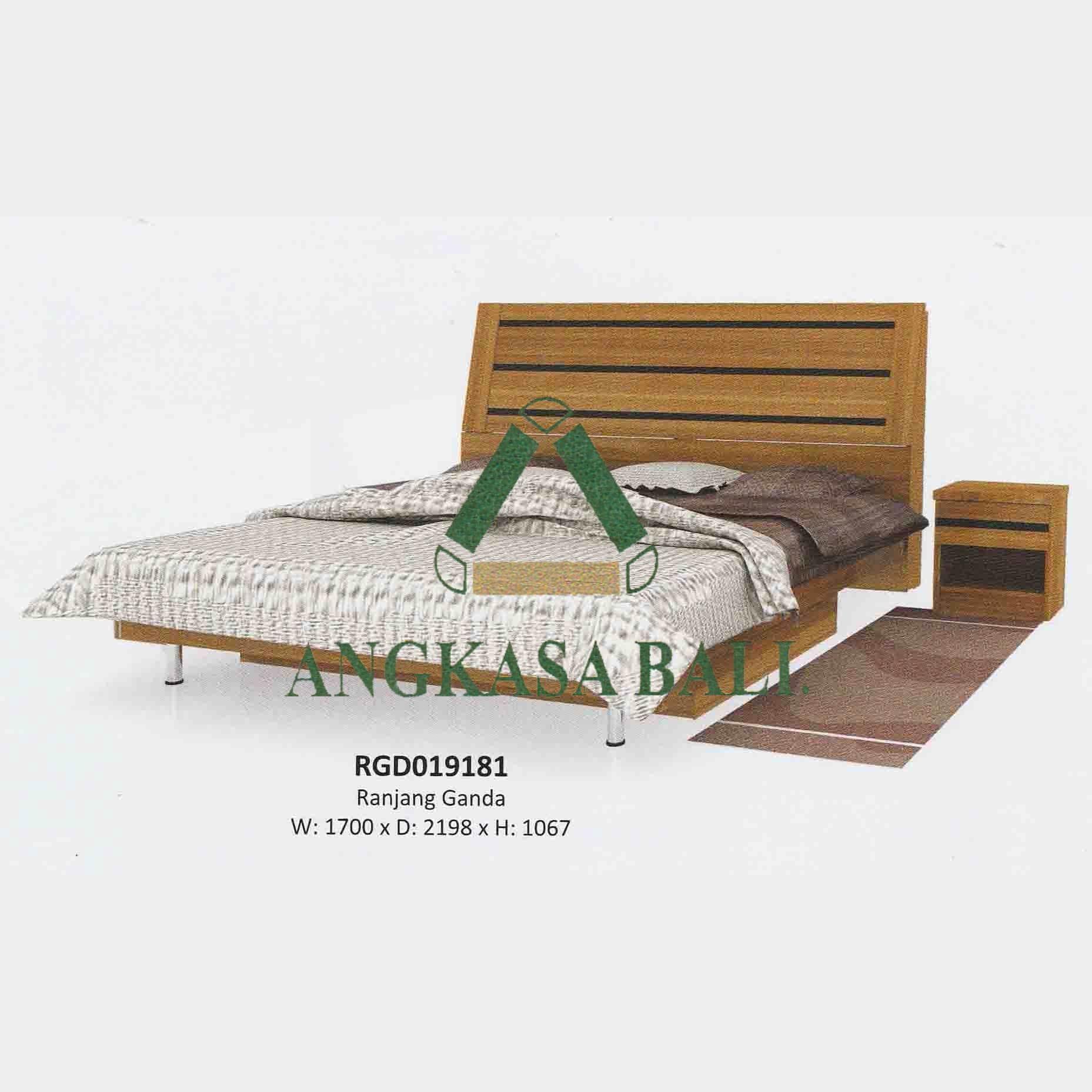 Tempat Tidur Rgd019181 Olympic Di Bali Angkasa Rak Serbaguna Peralatan Kantor Jual Denpasar Distributor Furniture