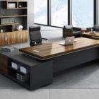 Jenis-Jenis Meja Kantor Minimalis